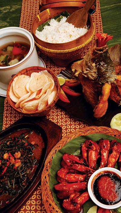 rijsttafel-Tandjoeng-Mas